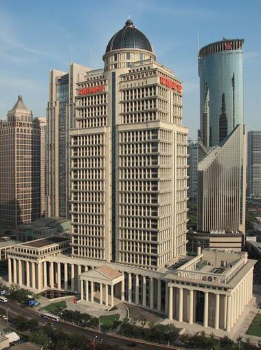 上海中国平安金融大厦多玛自动门项目